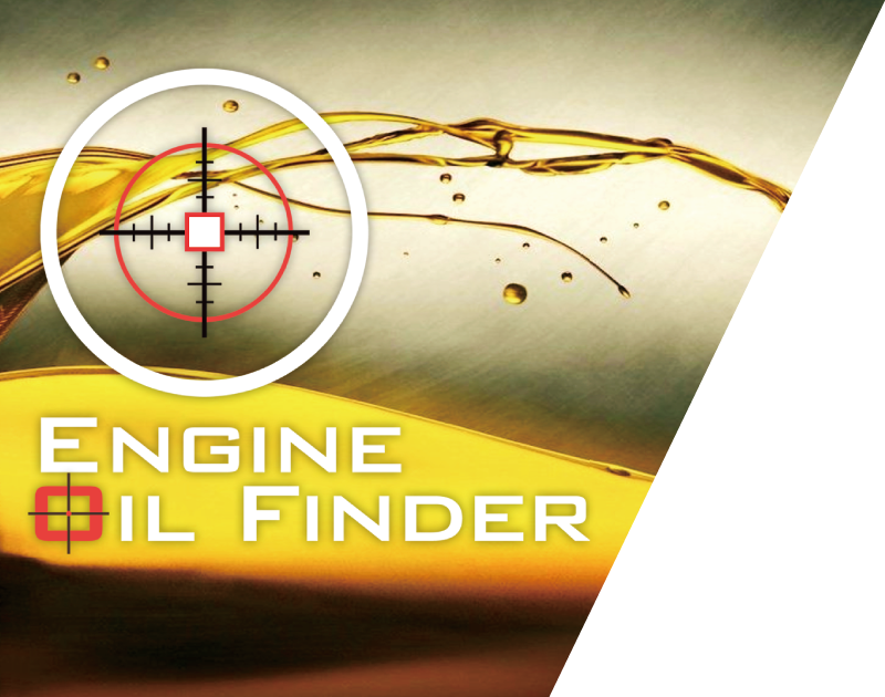 ENGINE OIL FINDER